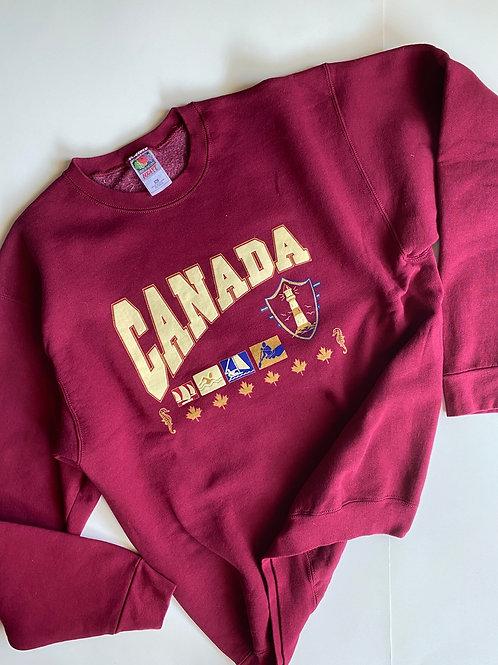 Canada Sweatshirt, XL
