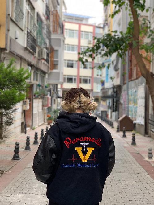 Paramedic Varsity Jacket,L