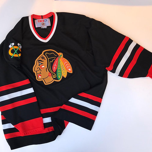 NHL Chicago Black Hawks, Made in Canada, 2XL