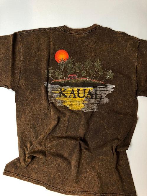 Kauai Maui Hawaii Tie-Dye, L