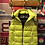 Thumbnail: Calvin Klein Neon Green Quilted Vest, M