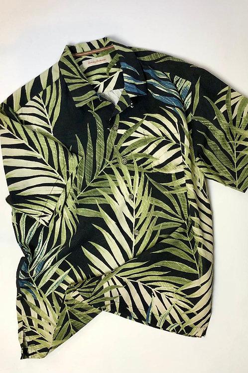 Tommy Bahama Hawaii Shirt, L