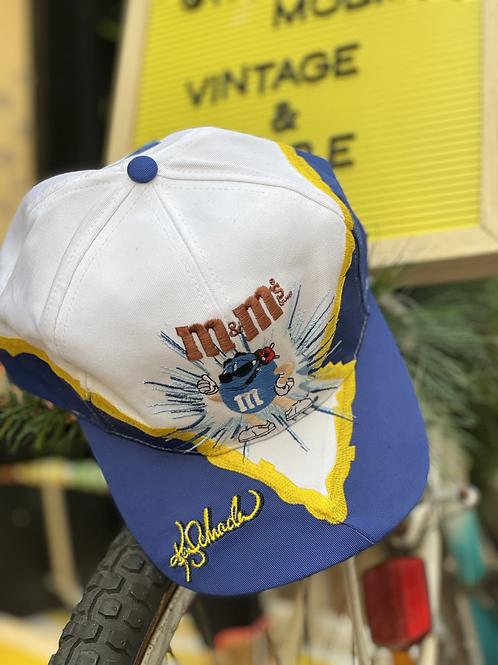 M&M Nascar Hat