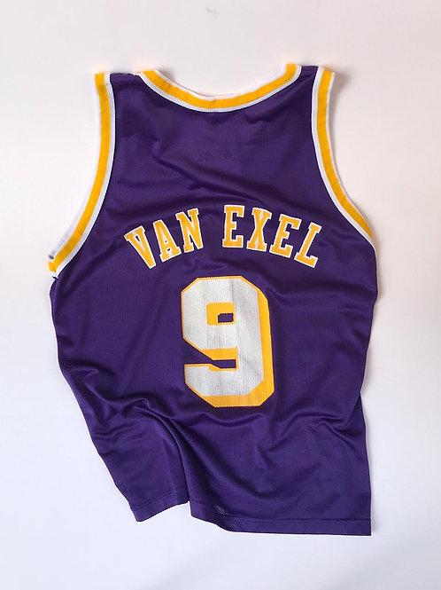 Champion Lakers Van Exel, NBA, 44