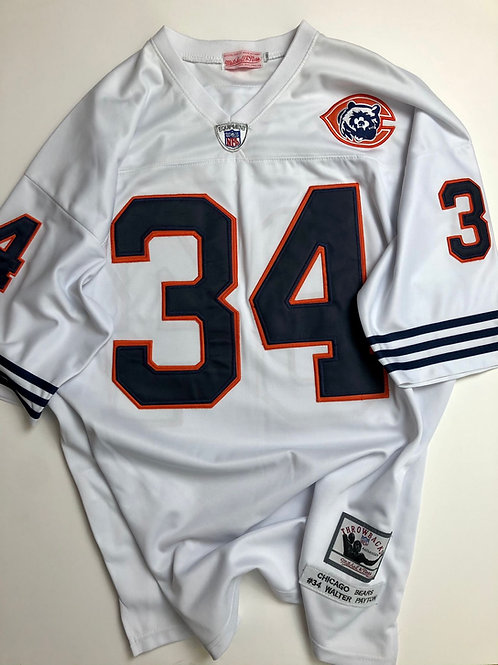 Chicago Bears, Mitchell & Ness, Walter Payton, 52