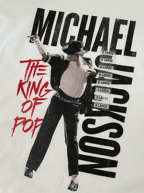Micheal Jackson Official Merch, 2019, XL (new)