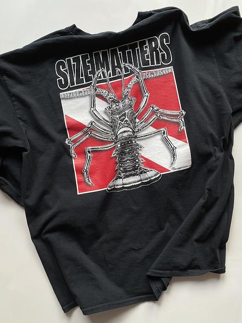 Size Matters, Lobster Season Uzun kollu, XL