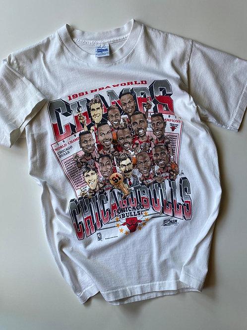 1991 Chicago Bulls Salem Sportswear, S