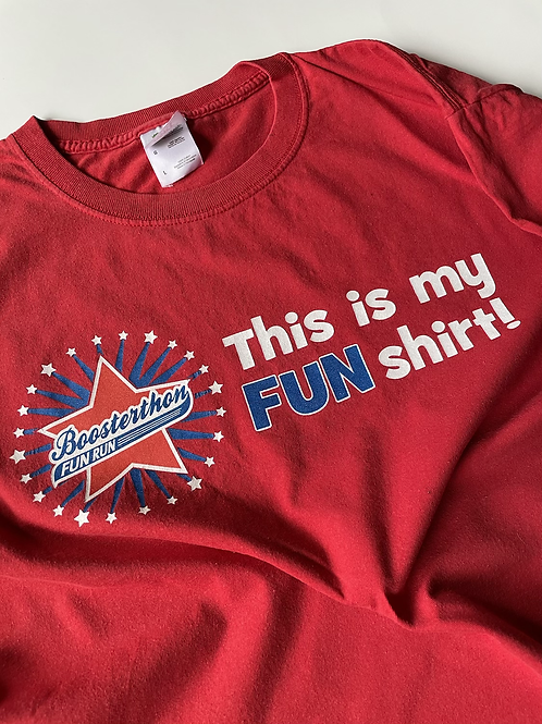 This is my FUN shirt, L