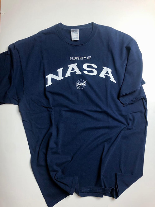 Authentic Property of Nasa 90s, XL