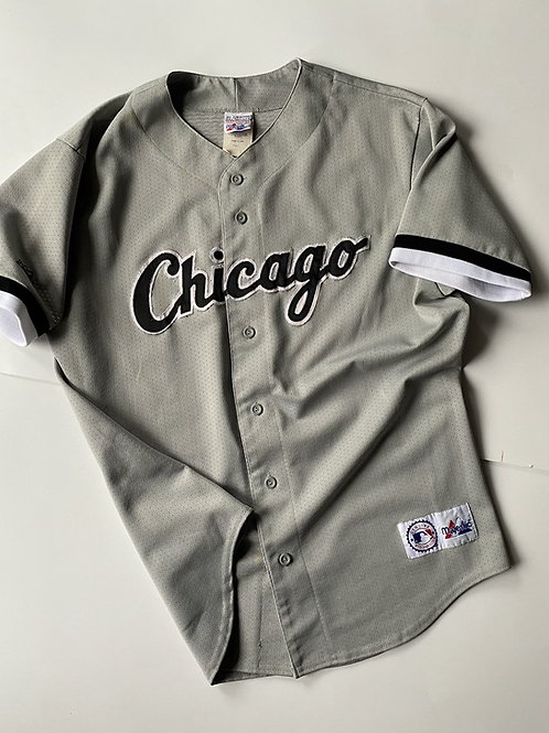 Majestic Chicago Baseball, Made in USA, L
