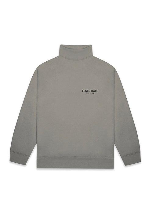 FOG x Essentials Pull-Over Mockneck Sweatshirt, brand new w tag, M