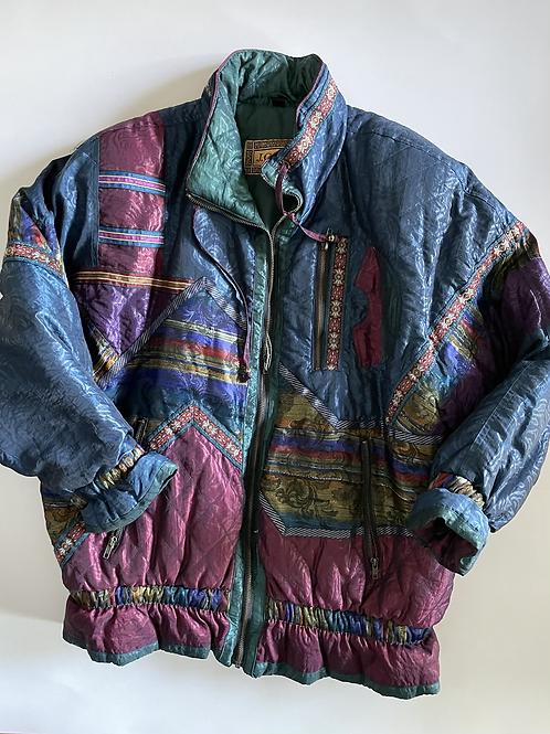 Vintage Oriental Jacket, L