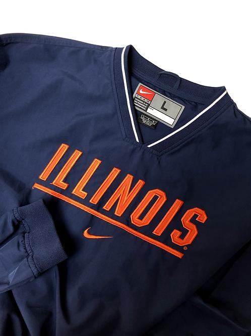 Nike Illinois Windbreaker, L