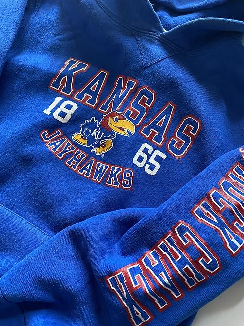 Kansas Jayhawks, Russel Athletic, XS