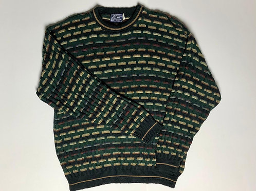 Peconic Bay Traders Knitwear, Made in USA, L