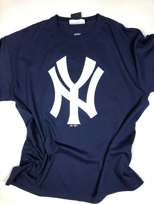 Yankees Majestic Mantle, XL