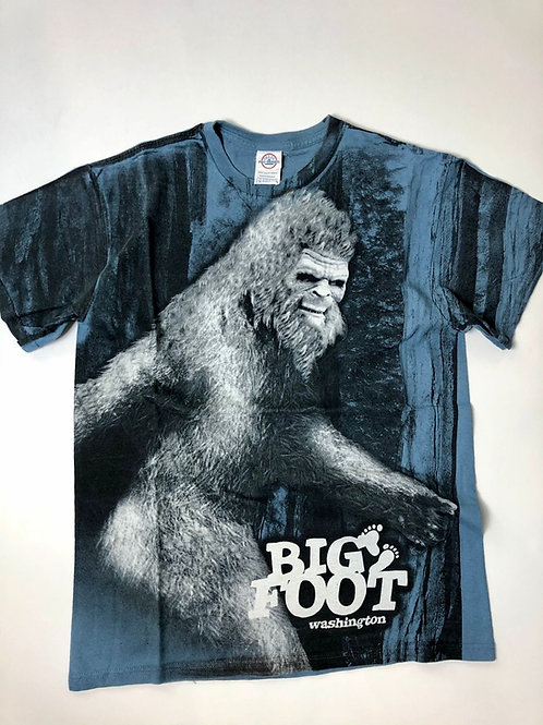 Big Foot, M
