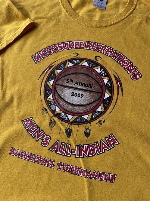 Miccosukee Basketball Tournament, XL