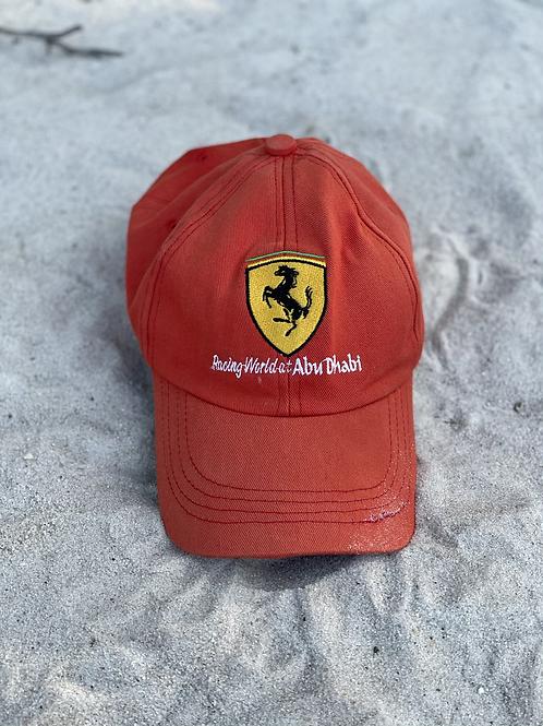 Ferarri Abu Dhabi Hat