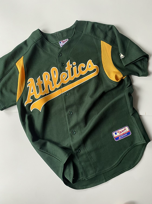 Athletics Baseball, Made in USA, L
