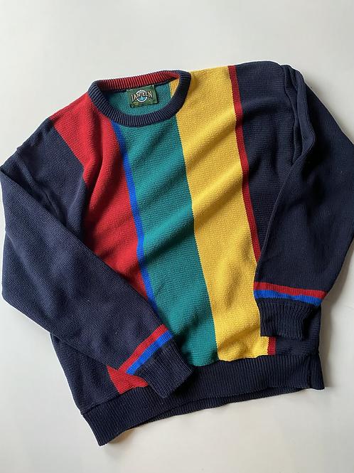 Colorful Janzen Sweater , L