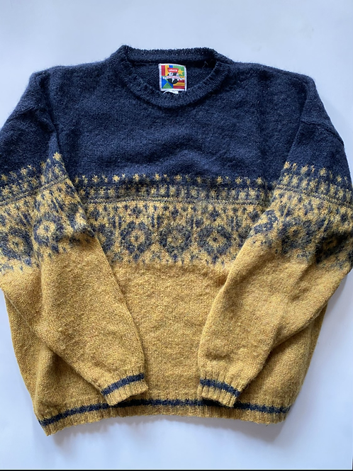 Vintage Levi's 100% wool, XL
