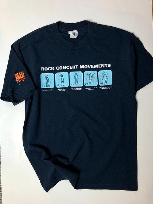 The Blue Man Group Rock Concert Movement, L