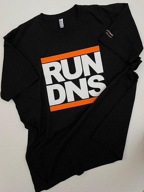 RUN DNS, American Apperal, Made in USA, 2XL