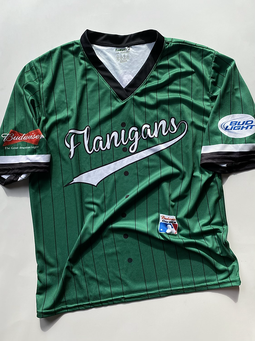 Flanigan's Official Jersey,Made in USA, XL