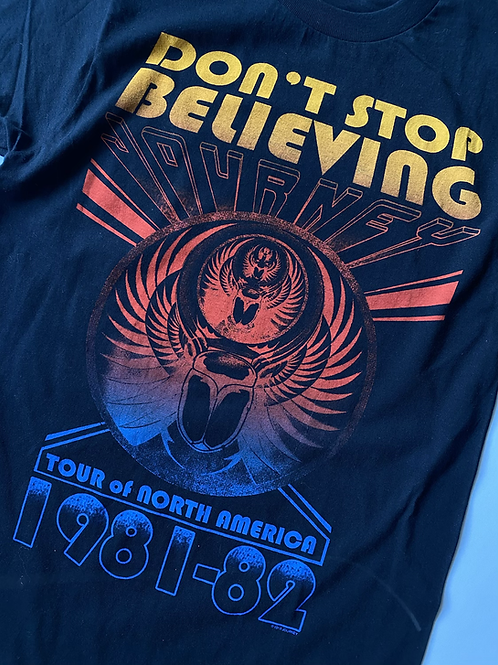 Journey, Don't Stop Believing, M