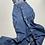 Thumbnail: Dickies Denim Overall (Tulum), 36 x 34