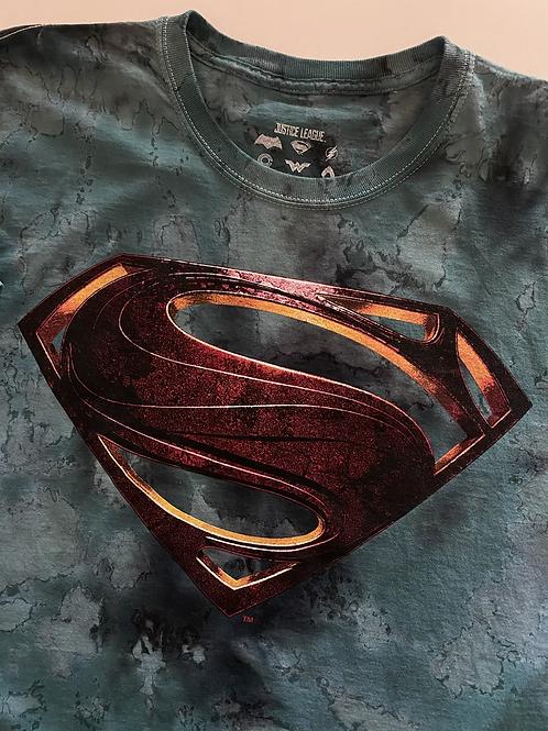 Superman Justice Leaugue, 2XL