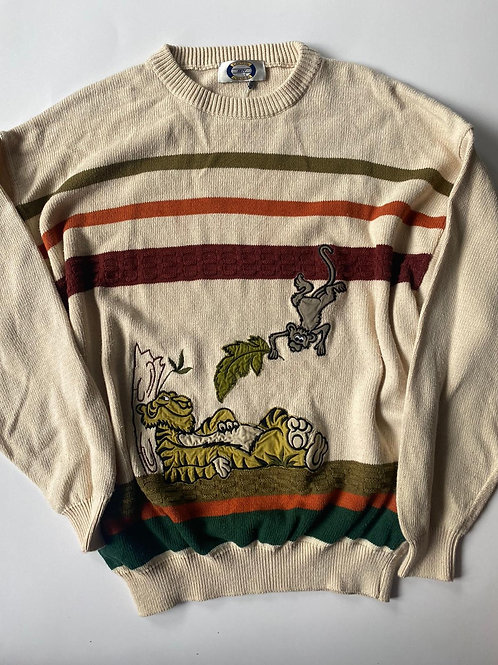 Vintage Sweater, Made in Italy, L