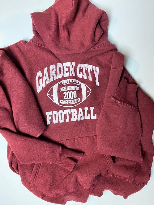 Garden City Footbal 2000, Made in USA, XL