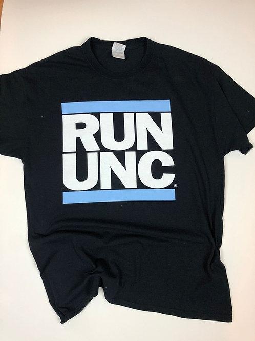 Run UNC Tar Heels, L