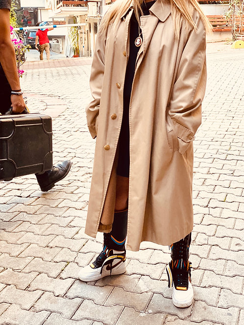 Sanyo Trench Coat made in Japan, L