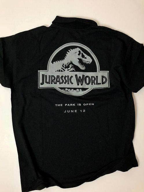 Jurassic World Promo Polo, 2015, L