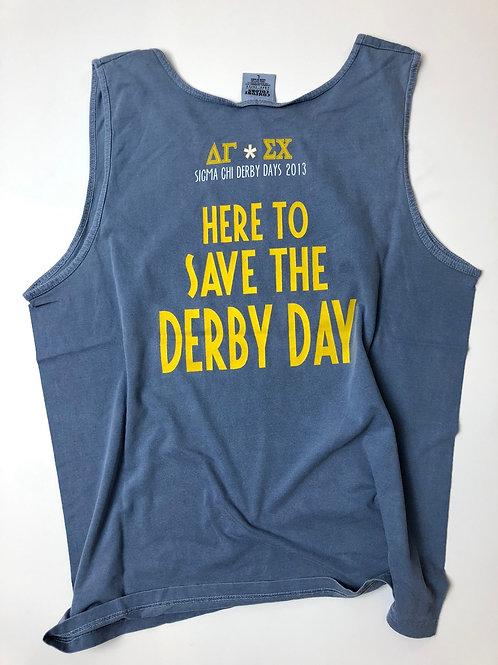 Delta Gamma Sorority Derby Day, L