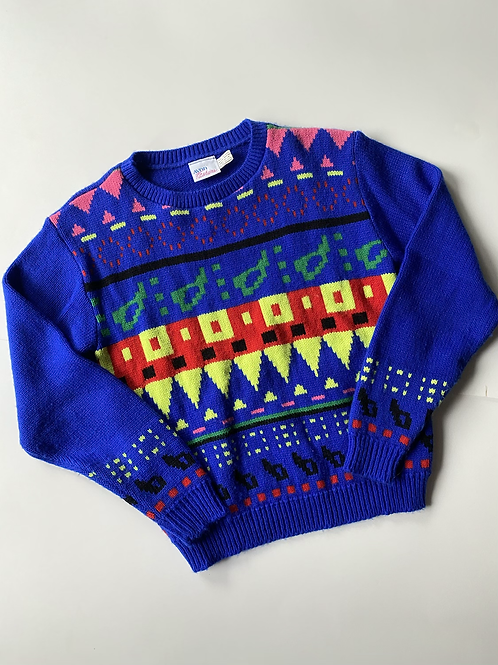 Avon Ugly Sweater Made in USA, S