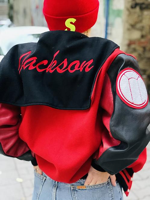 Jackson Varsity Jacket, Made in USA