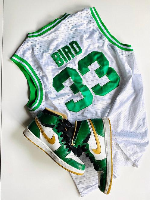 Celtics& Bird Jersey, XL