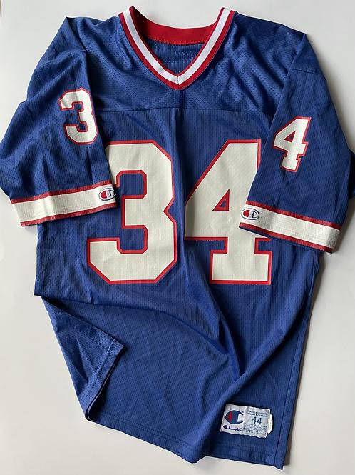 Champion Buffalo Bills, Thurman Thomas, 1988-1996