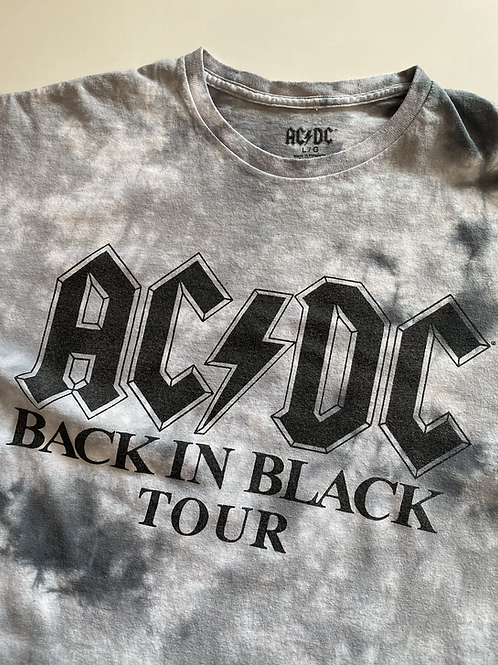 ACDC Back in Black Tour, L