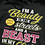 Thumbnail: Beauty and a Beasts Hoodie, S