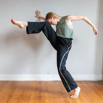 Hannah Bialecki - RESILIENCE Dance Company