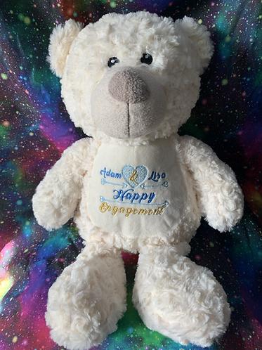 Daisy- personalised bear