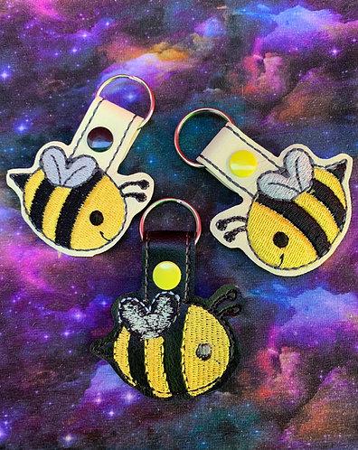Bee Keyfob