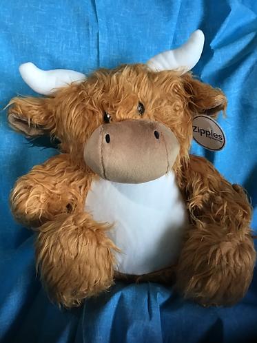Hamish - personalised highland cow