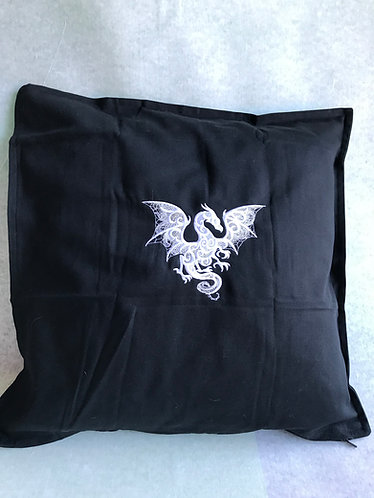 Smoke Dragon Cushion